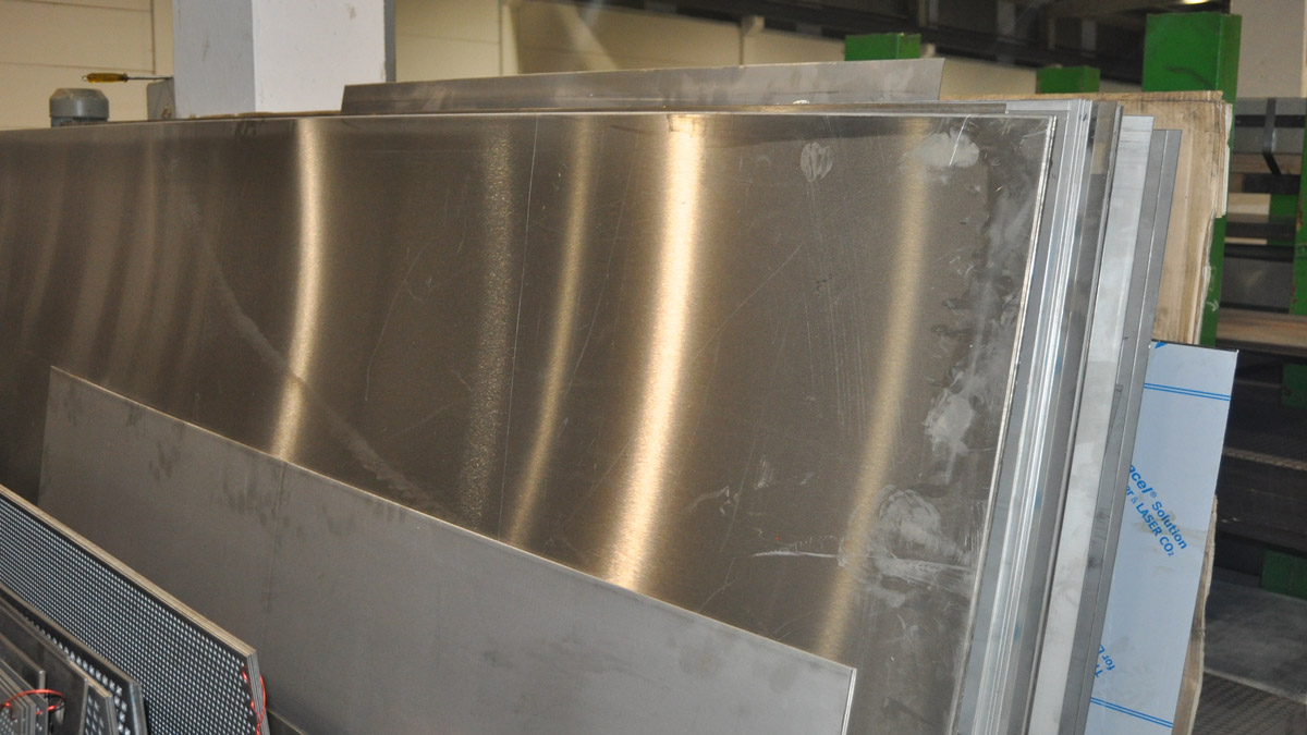 DISCOUNTS STAINLESS STEEL SHEET